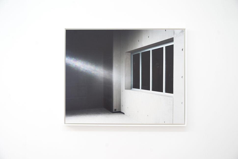 Albédo, 2009, Lambda photography, 120 x 95 x 8 cm