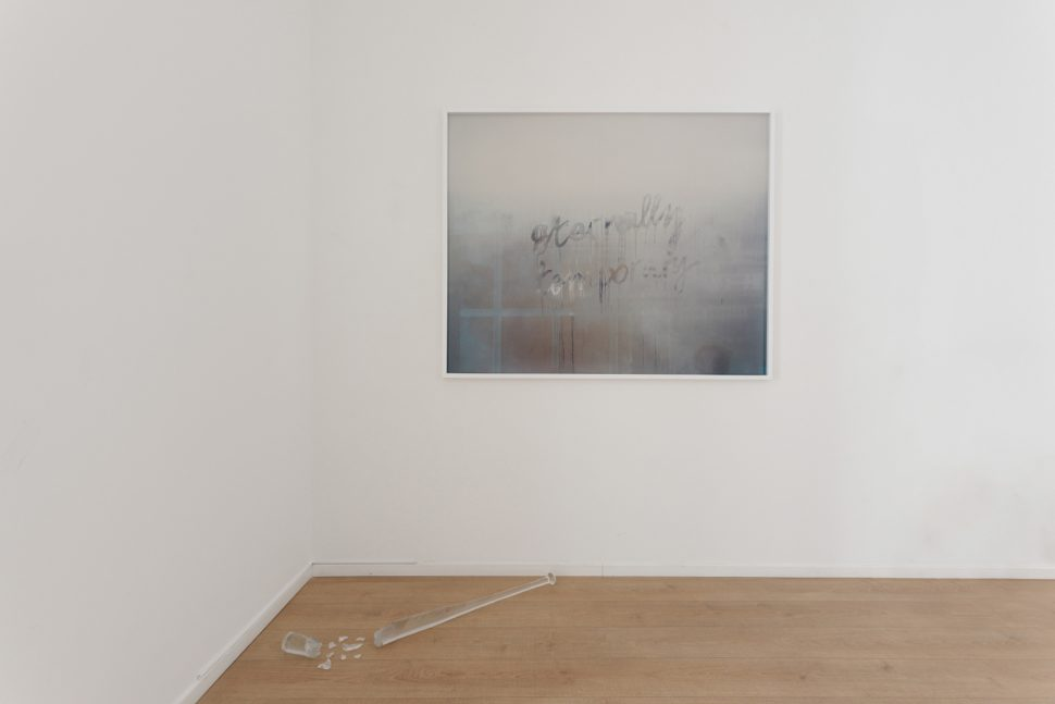 Jonathan Sullam, Eternally temporary, 2014, Digital print, 80 x 70 cm