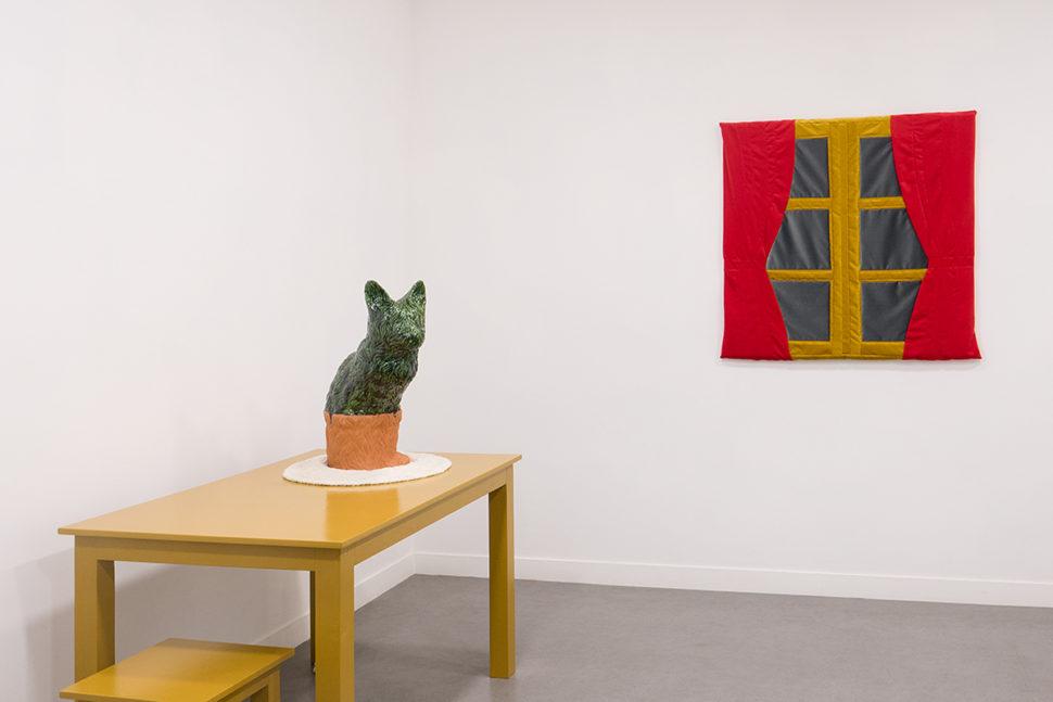 Jessica Lajard, View of Soft Spot, 2016, CAC La Traverse, Alfortville (FR)