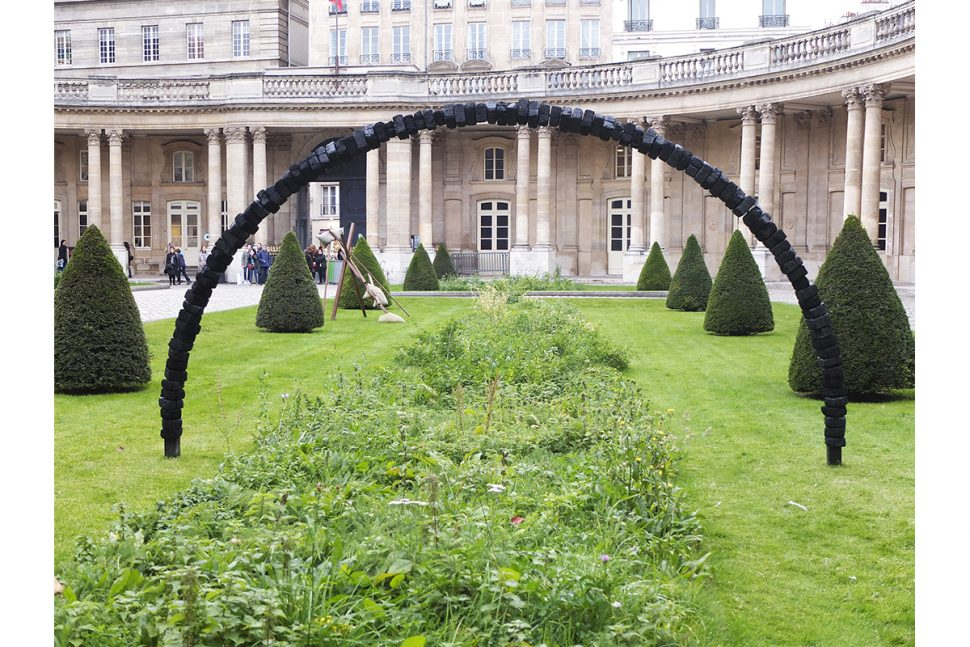 Keen Souhlal, View of installation, 2015, Musée des Archives Nationales, Paris (FR)