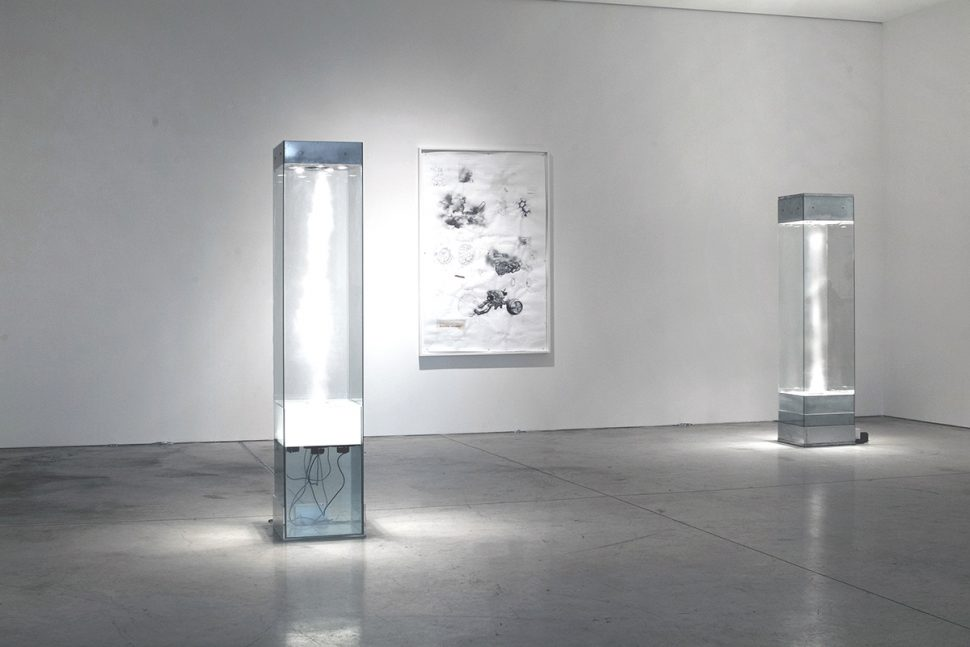Donato Piccolo, Exhibition view at the MUSMA Museum, Matera (IT) 2012