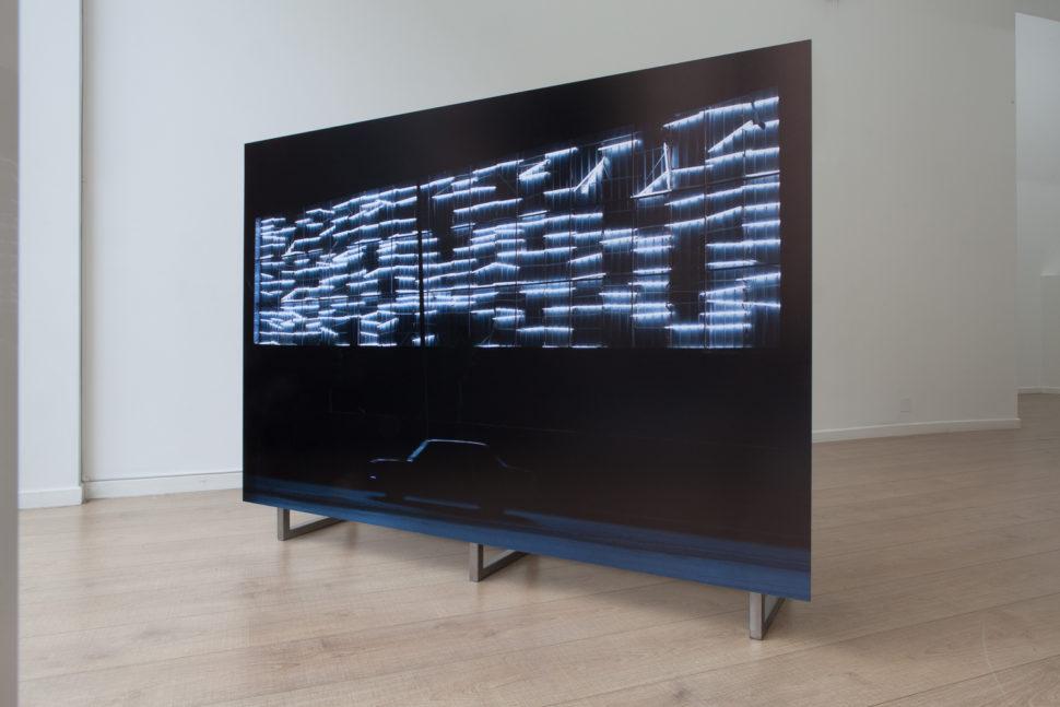 Rui Calçada Bastos, Exhibition view of Untilted at Irène Laub gallery, Brussels (BE) 2017