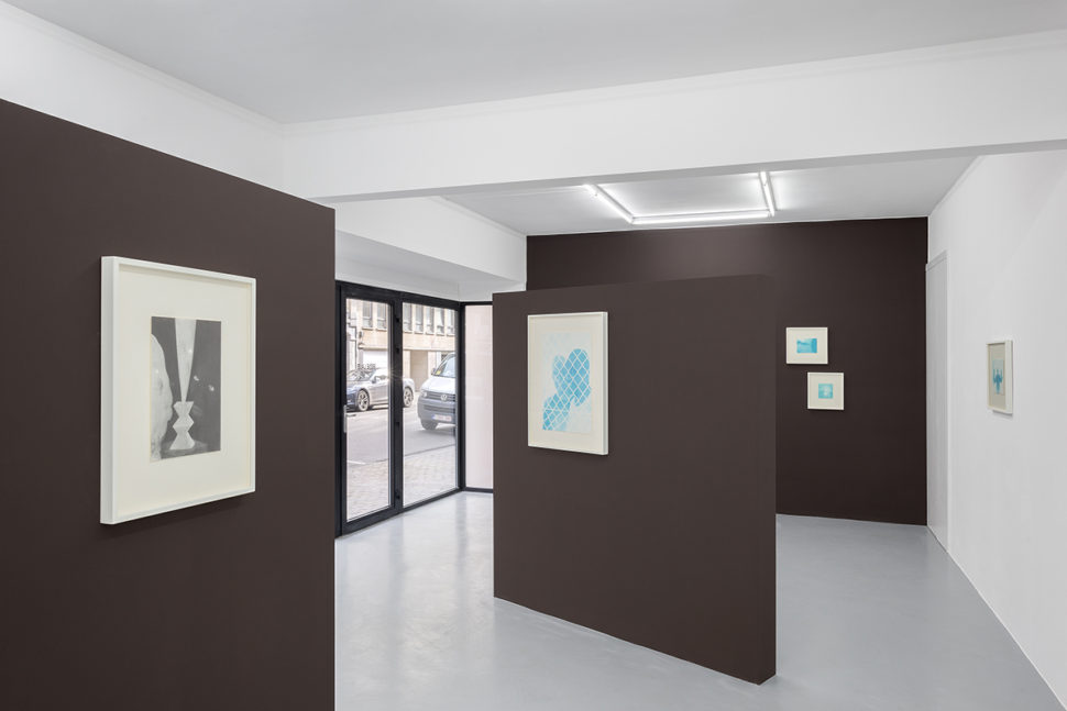 Exhibition view of Tabou at Irène Laub Gallery (BE), 2018