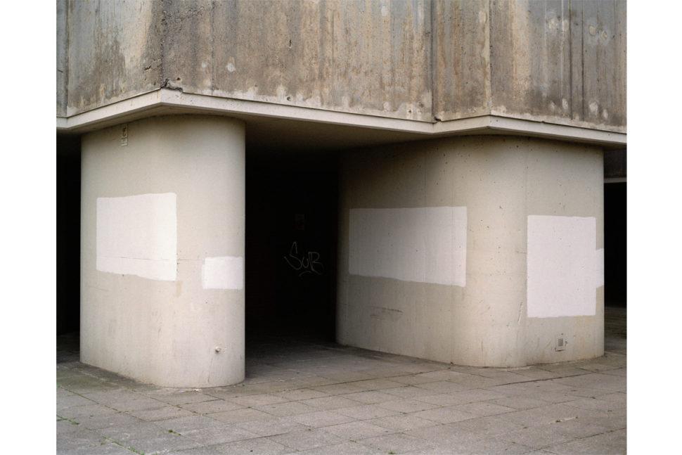 Rui Calçada Bastos, Urban Scars #2, 2005, Inkjet print, 106 x 159 cm