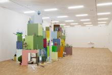 Tinka Pittoors, View of Lifestyle Storage, 2015, De Warande (BE)