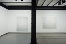 Rui Calçada Bastos, Exhibition view of Ghost, 2016