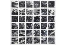 Eirene Efstathiou, Anniversary, 2010, 36 lithographs, 28 x 28 cm