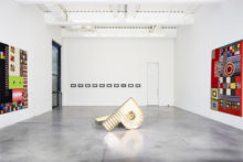 Exhibition view of Pascal Pinaud's