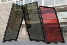 Exhibition view of « Saudade, China e Portugal – Arte Contemporânea» at Museu Coleção Berardo, Lisbon (PT), 2018
