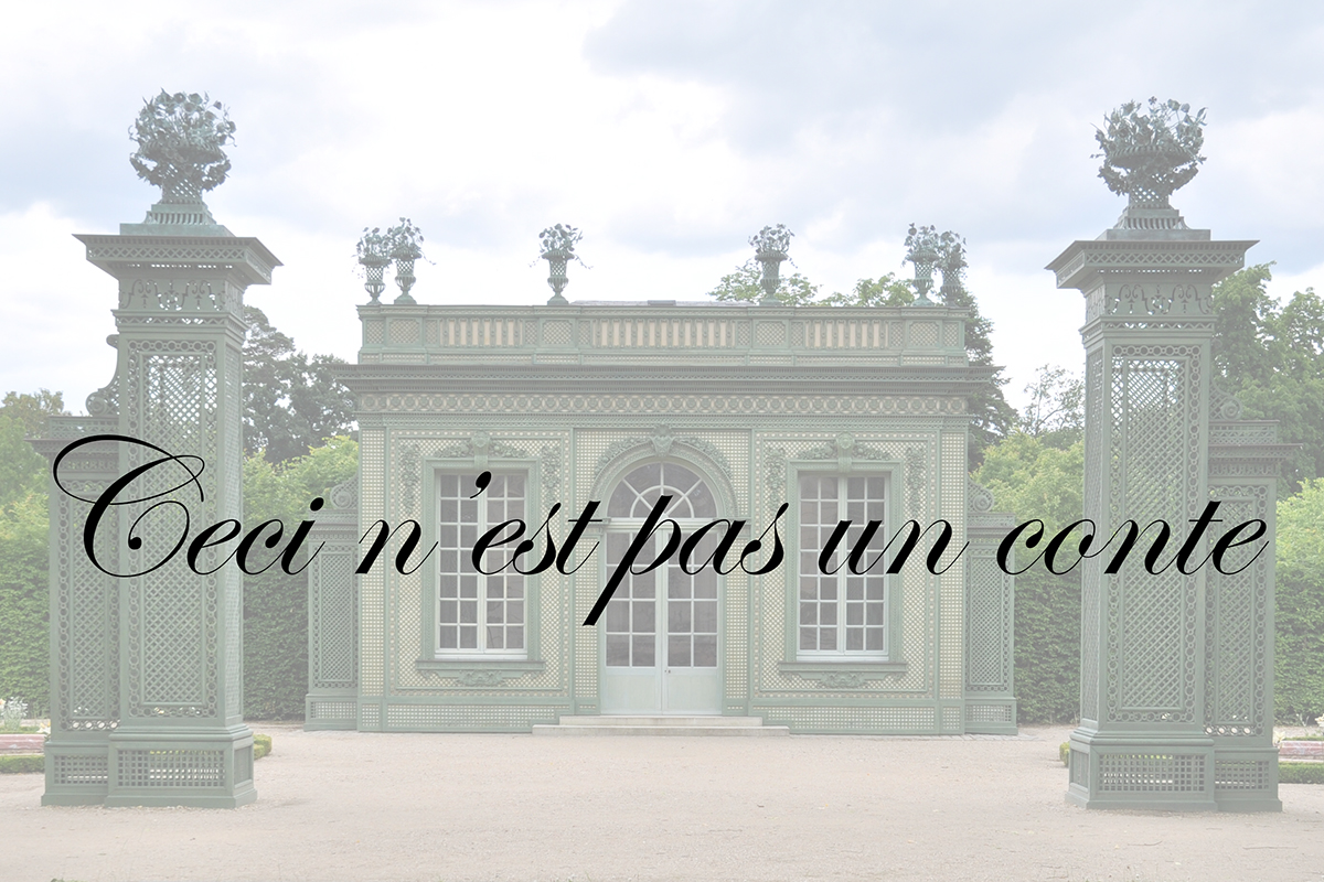 Le Pavillon Frais, built by Ange-Jacques Gabriel in 1753, Gardens of Versailles, France (photo © Azurfrog, 2013)