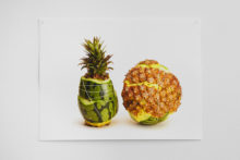 Heidi Voet, Peer pressure (watermelon and pineapple), 2014-2015, Print on archival paper, 34,7 x 40,7  cm