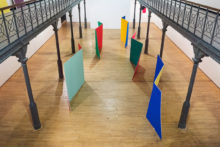 Bernard Villers, exhibition view of