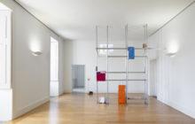 Fernanda Fragateiro, exhibition view of