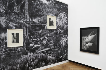 Pedro A.H. Paixão, exhibition view of Art on Paper, Brussels (BE), 2019