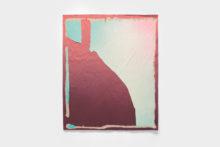 Guillermo Mora, Más aire (XXVIII) / More air (XXVIII), 2017, Acrylic on paper, 120 x 100 cm