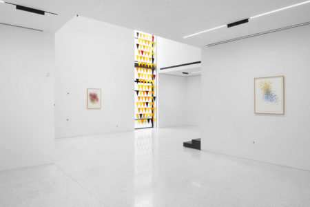 Athina Ioannou, exhibition view at ARCH Athens (GR), 2019