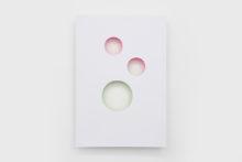 Bernard Villers, La couleur n'existe pas, 2008, Acrylic on paper, 72 x 50 cm (Ed. 6/30)