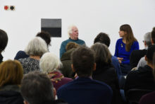 Talk with Bernard Villers and Cécile Vandernoot at Irène Laub Gallery, Brussels (BE), 2020