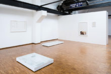 Gudny Rosa Ingimarsdottir, exhibition view of