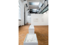 Gudny Rosa Ingimarsdottir, exhibition view of