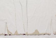 Guillermo Mora, Más aire (XVI) / More air (XVI), 2017, Acrylic on paper, 120 x 100 cm (detail)