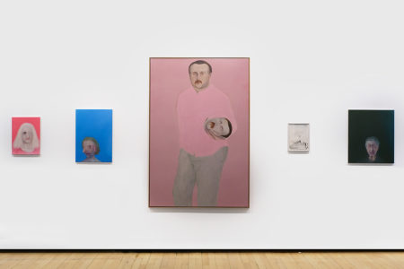 Gauthier Hubert, exhibition view at Botanique, Brussels (BE)