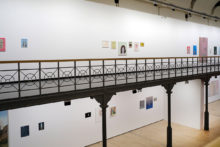 Gauthier Hubert, exhibition view of