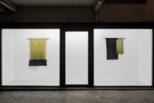 Athina Ioannou, exhibition view of