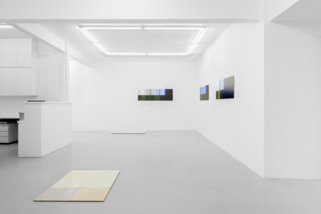 Bernard Villers, Stijn Cole and Gudny Rosa Ingimarsdottir, exhibition view of