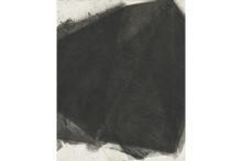 José Pedro Croft, Untitled, 2019, Aquatint, mezzotint, aquafort, and dry point, 38,5 x 49 cm (ed. 16/24)