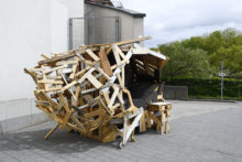 Tatiana Wolska, installation view at