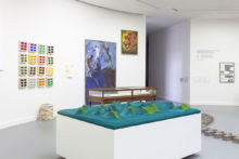 Bernard Villers, exhibition view of