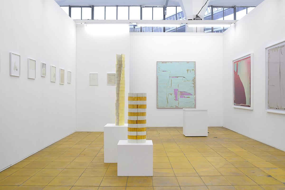 Exhibition view at Art Rotterdam (NL), 2021
