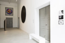 Eirene Efstathiou, exhibition view of